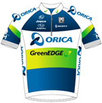 Orica-GreenEdge Vuelta Ekibinden Call Me Maybe