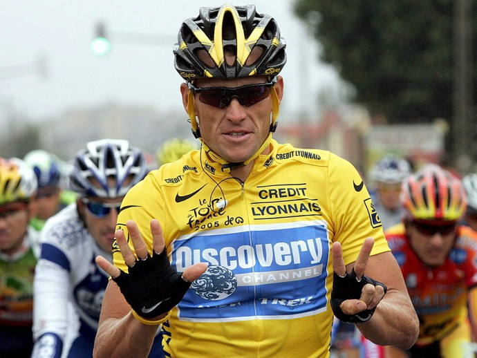 Lance Armstrong'un Takım Arkadaşları