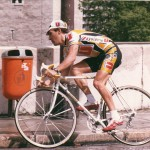 Charly Mottet, Passo Pordoi, 1990