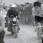 Eddy Merckx, Tre Cime di Lavaredo, 1968 (Fotoğraf: gazzetta.it)