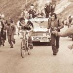 Gianbattista Baronchelli, Passo Valles, 1978