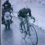 Graziano Battistini, Passo dello Stelvio, Giro d'Italia 1965 (Fotoğraf: gazzetta.it)
