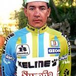 José Jaime González, Colle dell'Agnello, 2000