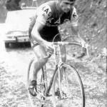 José Manuel Fuente, Passo di Giau, 1973
