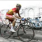 Juan Manuel Gárate, Passo di Gavia, 2006 (Fotoğraf: pezcyclingnews.com)