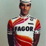 Pedro Muñoz, Passo Pordoi, 1986 (Fotoğraf: Guy Dedieu)