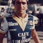 Reynel Montoya, Passo del Sempione, 1985 (Fotoğraf: Philippe Huguenin)