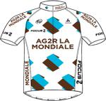 2013 Formaları: Ag2r – La Mondiale