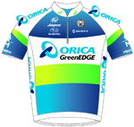 2013 Formaları: Orica – GreenEdge