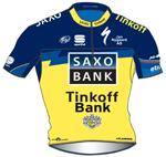 2013 Formaları: Saxo – Tinkoff