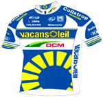 2013 Formaları: Vacansoleil – DCM
