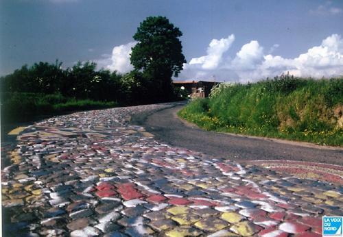 Boyanmış Paris – Roubaix Taşları