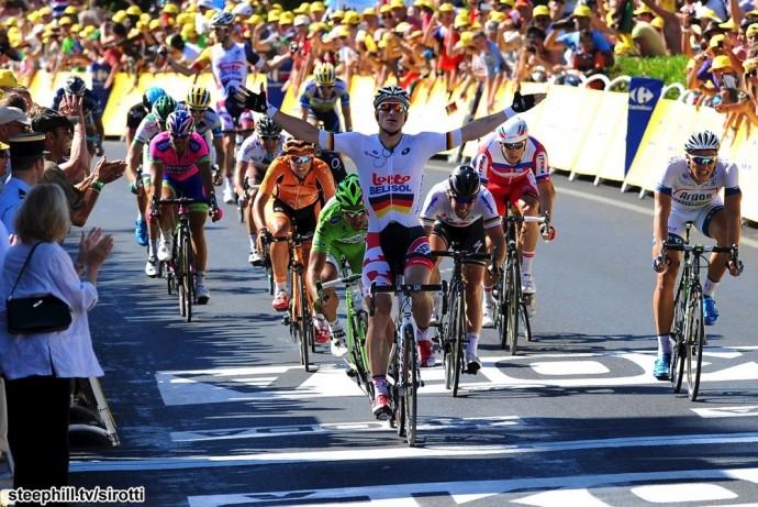 Tour De France (Fransa Turu) 2013 6. Etap Notları
