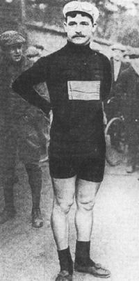 François Faber, de eerste Luxemburgse Tourwinnaar (foto archief Sport-Express).