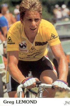 Genç Greg LeMond'un Yapılacaklar Listesi