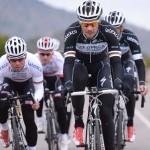 Takımın bahar klasiklerindeki lideri Tom Boonen