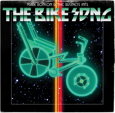 İnceleme: Mark Ronson & The Business Intl – The Bike Song