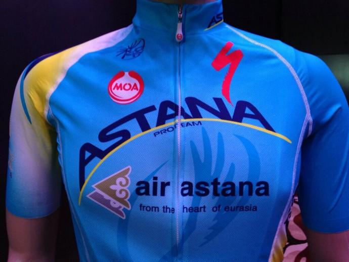 2014 Formaları: Astana