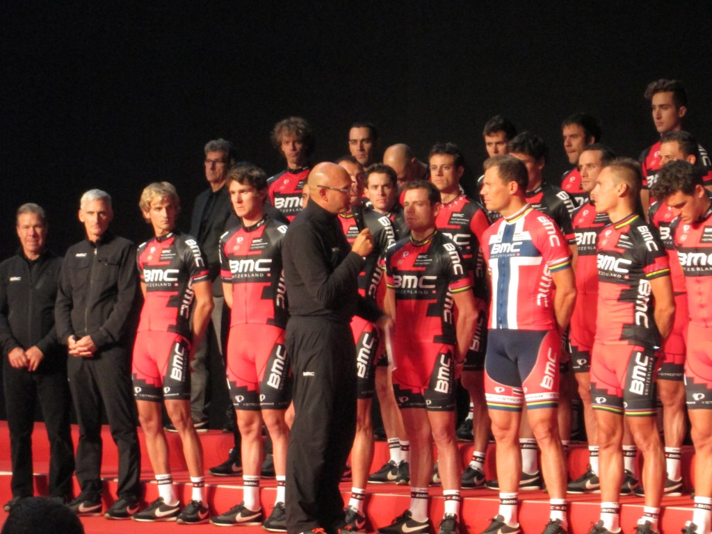 bmc team presentation 2014 photo 03