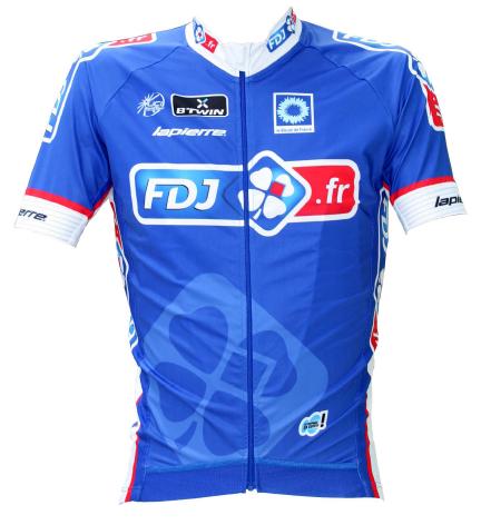 2014 Formaları: FDJ.fr