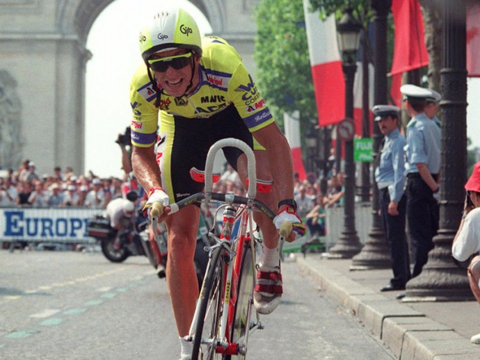İnceleme: Tour de France Retro Channel 4 Arka Plan Müziği