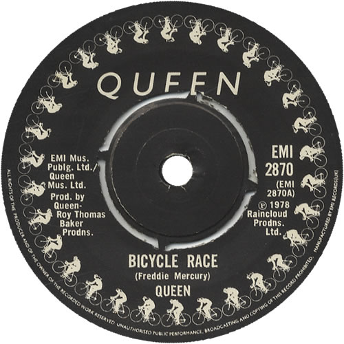 İnceleme: Queen – Bicycle Race