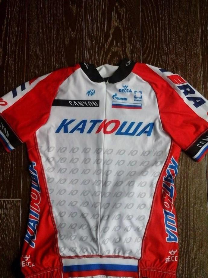 2014 Formaları: Katusha