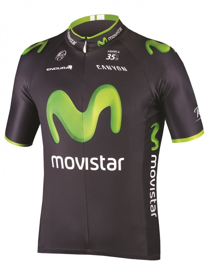 2014 Formaları: Movistar