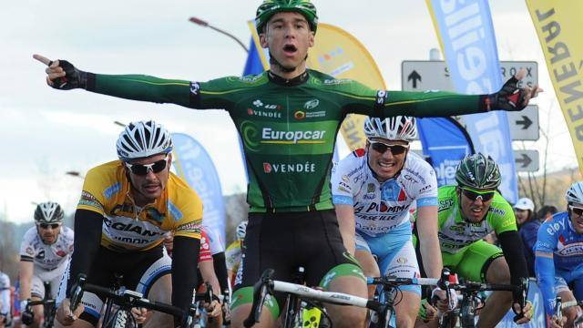 Bryan Coquard l'Etoile de Bessèges 4th stage win