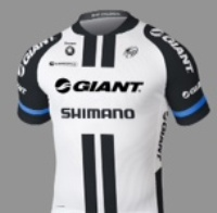 2014 Formaları: Giant – Shimano