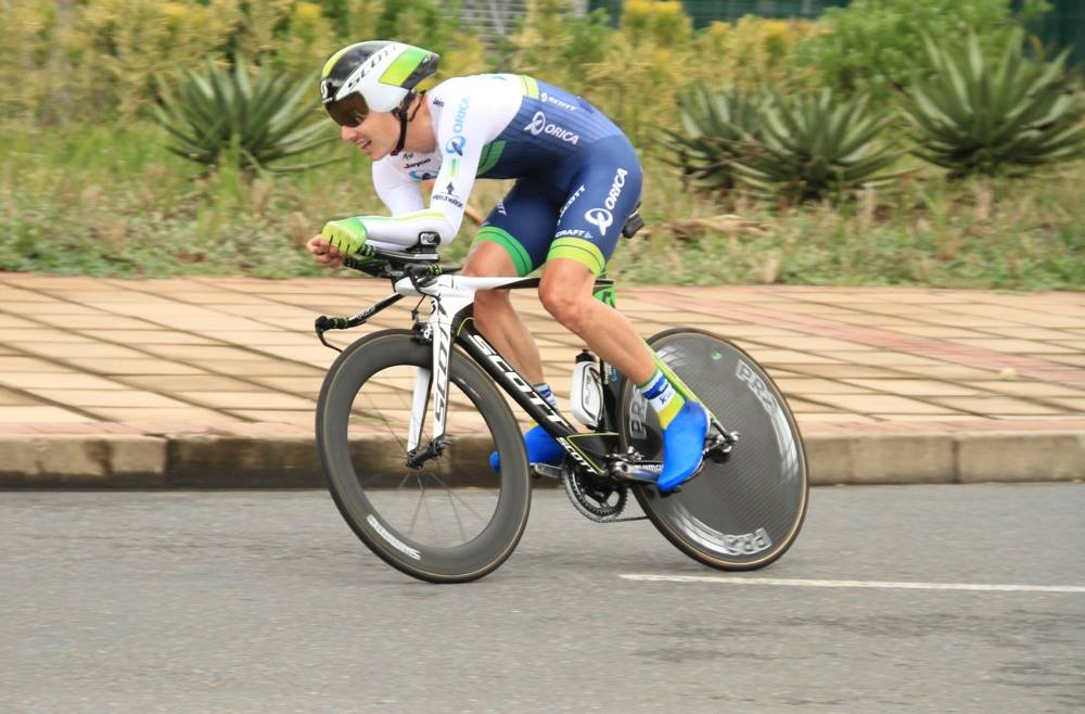 daryl impey - south africa tt
