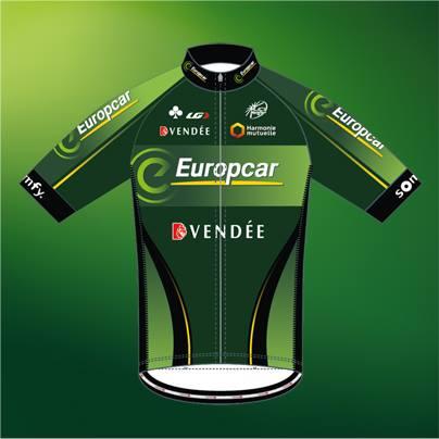 2014 Formaları: Europcar