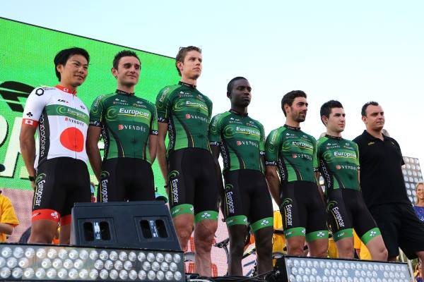 europcar tour down under 2014