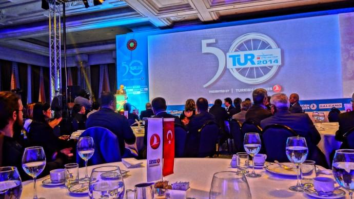 Türkiye Turu 2014 Tanıtım/Basın Toplantısı Bölüm 2