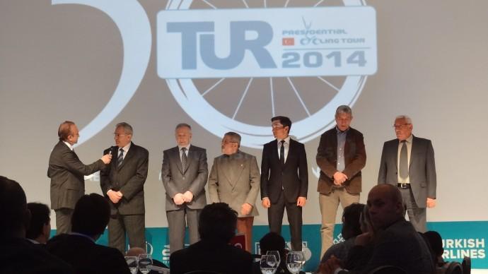 Türkiye Turu 2014 Tanıtım/Basın Toplantısı Bölüm 3