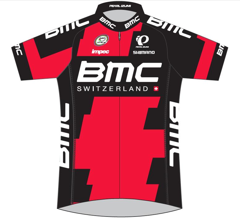 BMC Racing Team Jersey