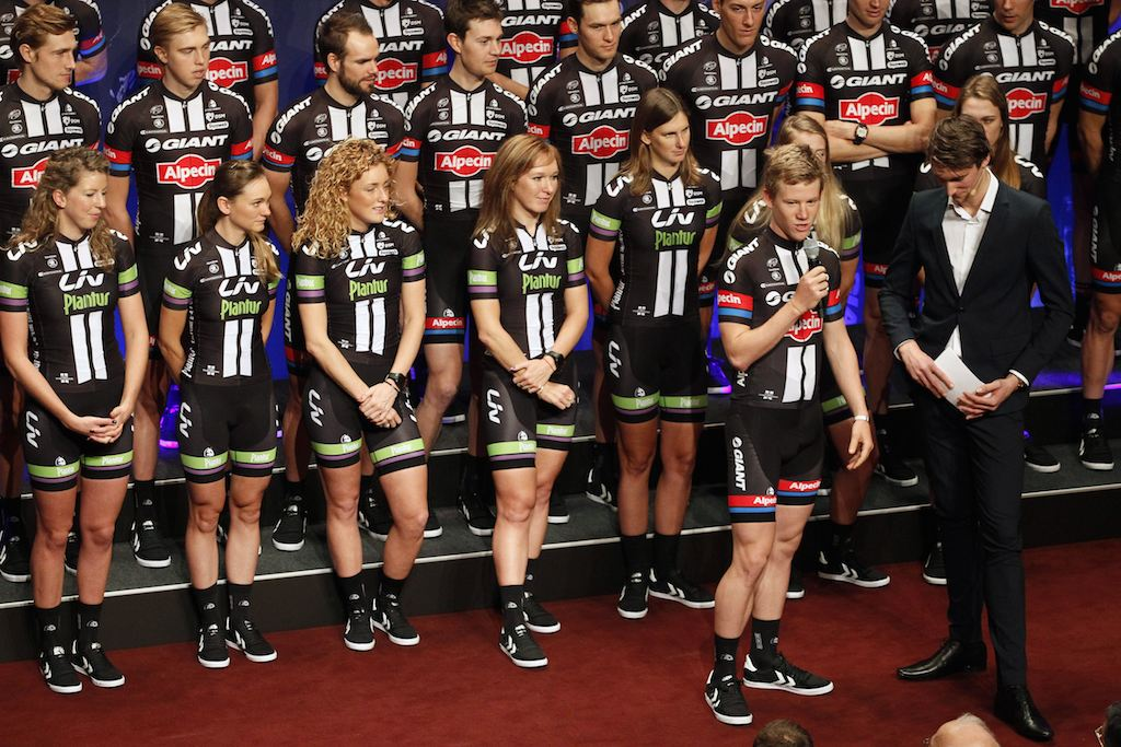 Team launch Giant - Alpecin in tBerlin
