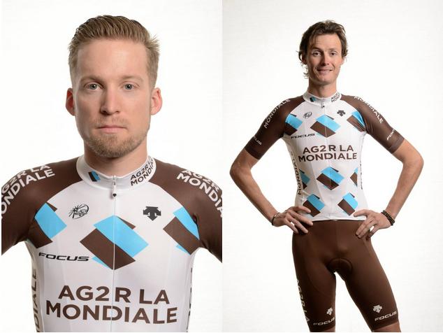2015 Formaları: AG2R – La Mondiale