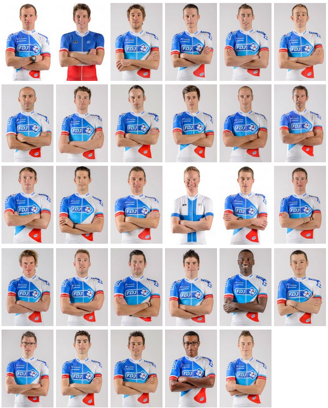 fdj team photo