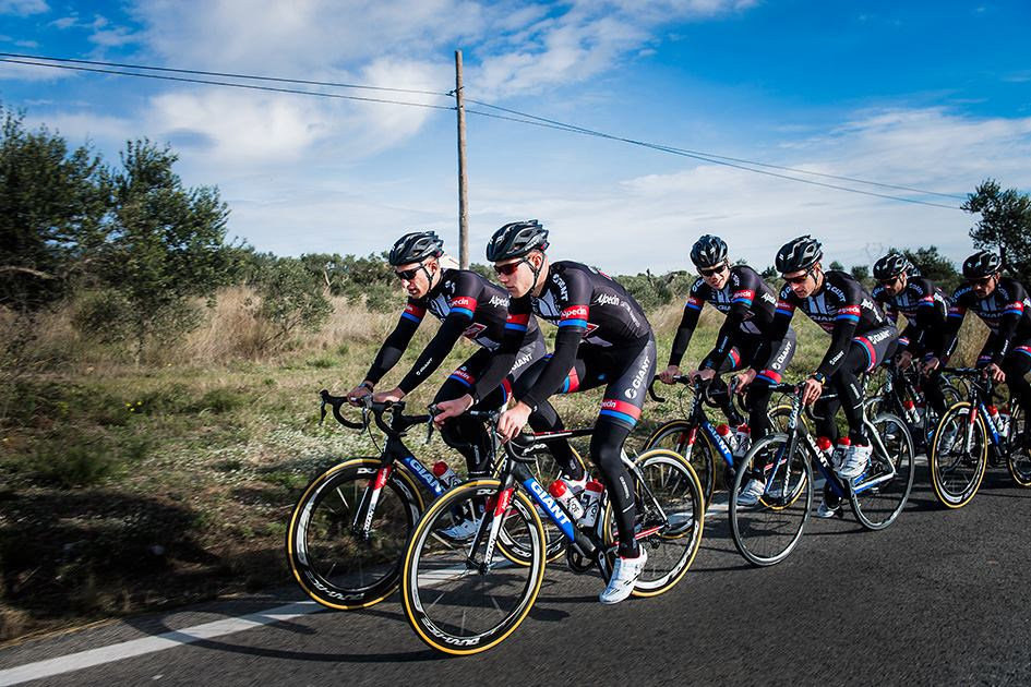 giant - alpecin team ride
