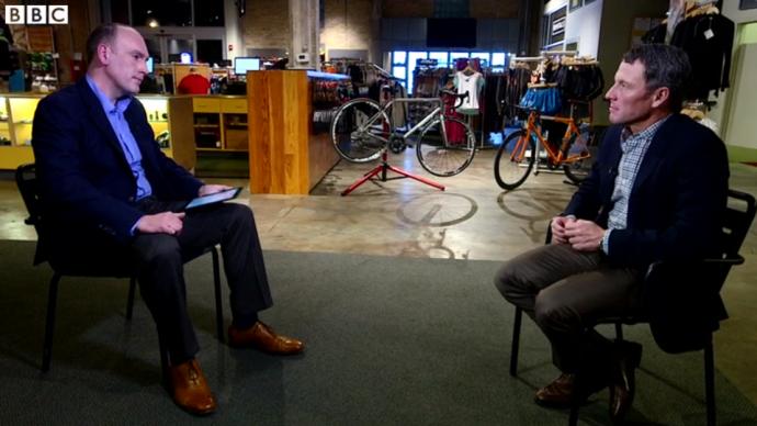 BBC: Lance Armstrong Röportajı: Doping, Geçmiş ve Gelecek – Bölüm 2