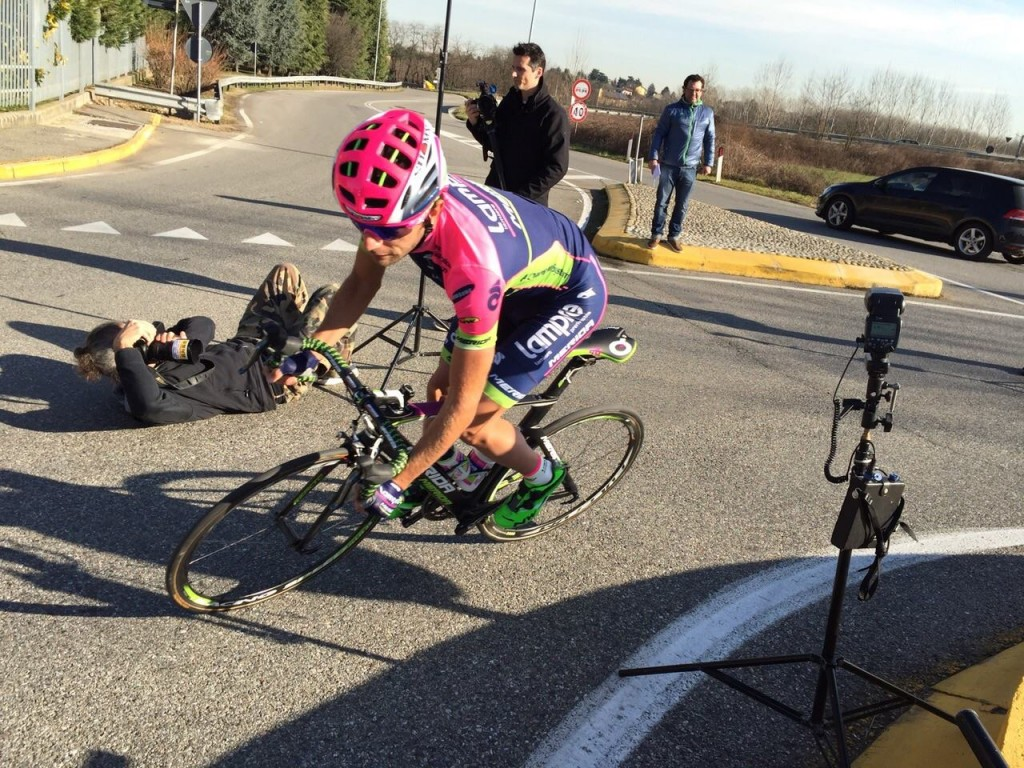 lampre merida photo shoot