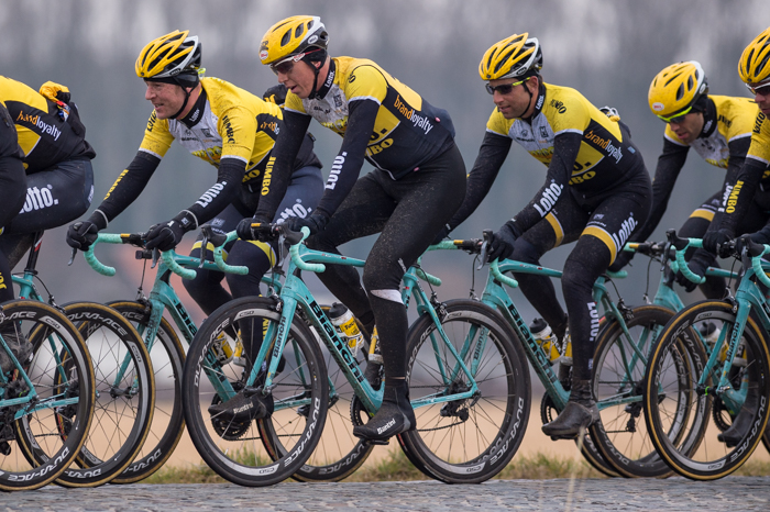 Cycling : Het Nieuwsblad training