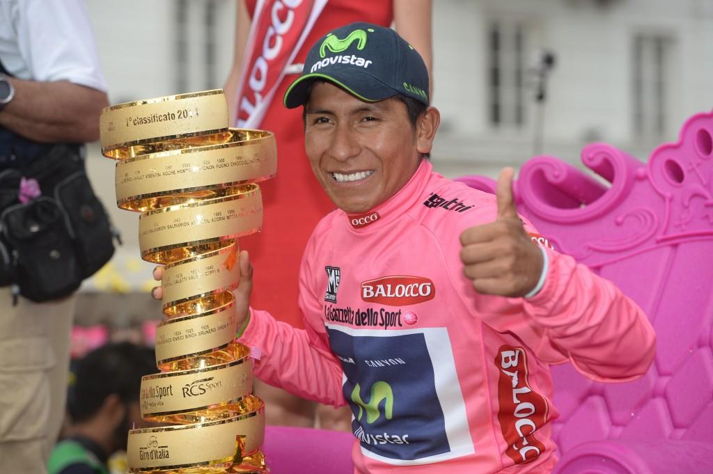 2014, Giro d'Italia, tappa 21 Gemona del Friuli - Trieste, Movistar 2014, Quintana Rojas Nairo Alexander, Trieste
