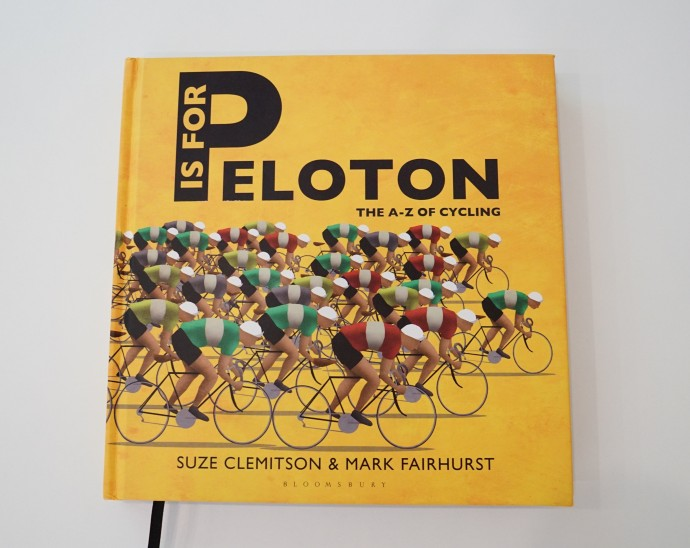 Kitap İnceleme: Suze Clemitson – P is For Peloton: The A-Z of Cycling